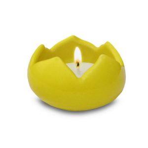 Lotus Lamps in Ceramic